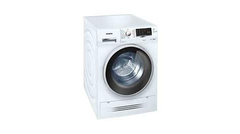Lave-linge Séchant Siemens Wd14h462ff Blanc