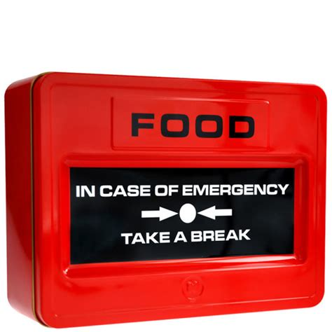 gifts for on valentines day take a emergency food tin iwoot