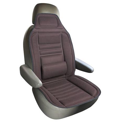 couvre siege de voiture couvre siège confort norauto relax marron norauto fr