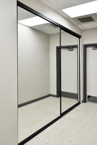 Glass Mirror Closet Doors by Mirrored Creative Mirror Shower