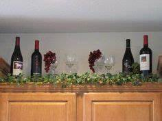1000 ideas about kitchen wine decor on pinterest wine With kitchen cabinets lowes with wall art wine theme