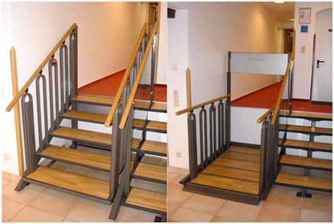 el 233 vateur pmr et escalier 2 en 1 flexstep aratal
