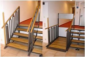 Elévateur PMR et escalier (2 en 1) Flexstep Aratal professionnels