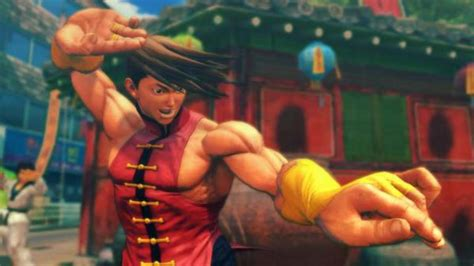 super street fighter iv arcade edition characters list