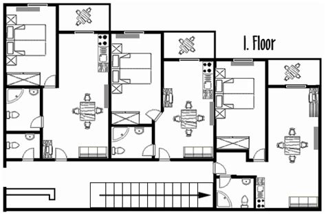 house plans with basement apartments rustic mountain house floor plan with walkout basement c