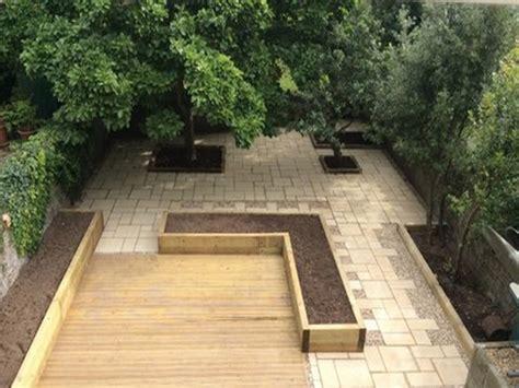 the patio westhton garden landscaping patio paving weston mare nr