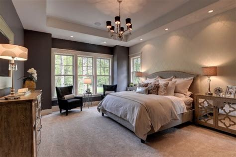 lovely traditional bedrooms   warm cozy atmosphere