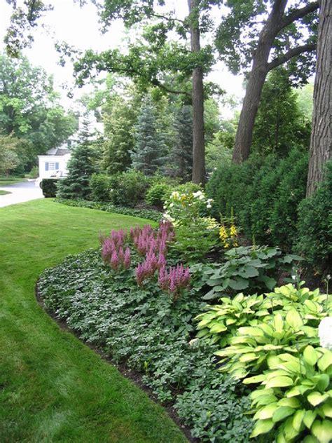 border plants for shade vp landscaping ny