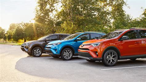 2016 Toyota Lineup by The Toyota Rav4 Built To Last Autosource