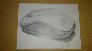 Computer Mouse Pencil Drawing at GetDrawings.com | Free ...