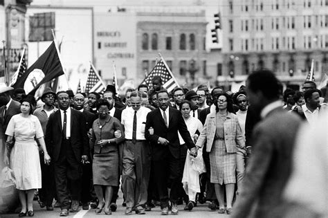 time  change    civil rights movement