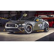 News  Ford Reveals The Eagle Squadron Mustang GT