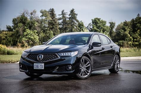 review  acura tlx  spec canadian auto review