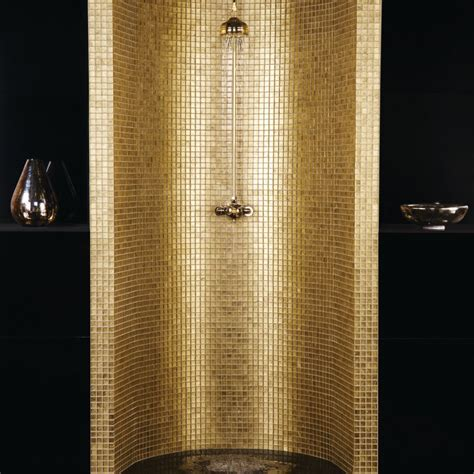 wonderful pictures  ideas  gold bathroom wall tiles