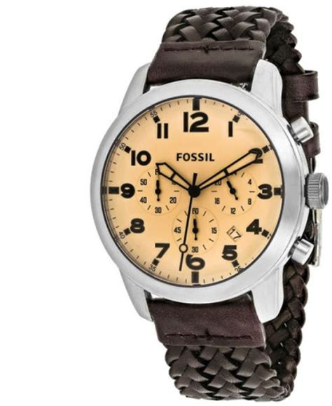 Fossil Egb fossil fs5178 casual for leather souq