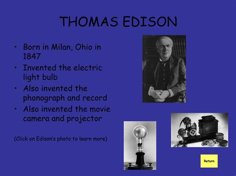 who invented the electric l ppt ohio inventors powerpoint presentation id 676556