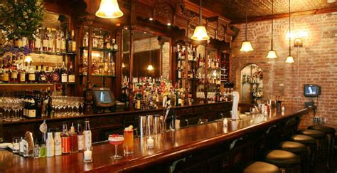 Cool Nyc Cocktail Bars  Best Bars In New York City