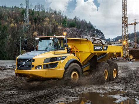 volvo new trucks for sale new volvo a40g trucks for sale