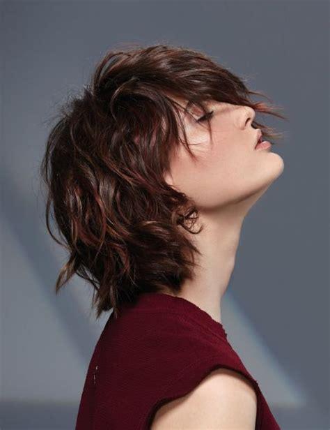 tagli capelli inverno   alla francese