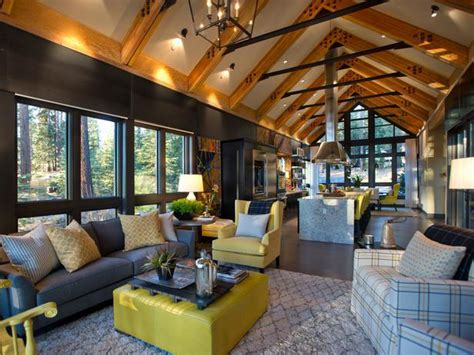 rustic mountain style lake tahoe dream home idesignarch interior design architecture