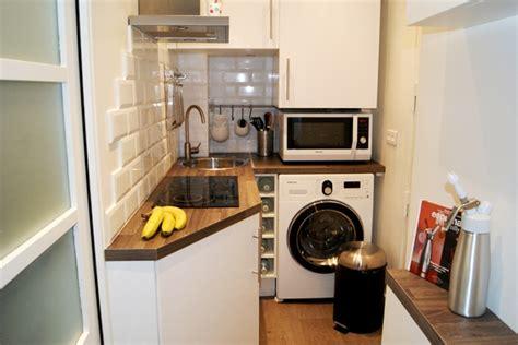 idee cuisine petit espace dans le studio d 39 une architecte angles