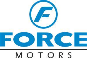 force motors logo vector cdr
