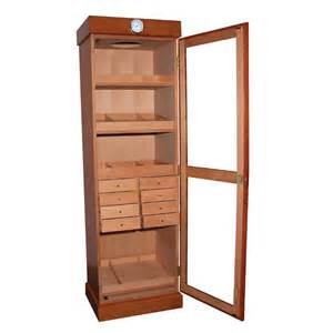 quality importers upright humidor cabinet 3000 cigars ebay