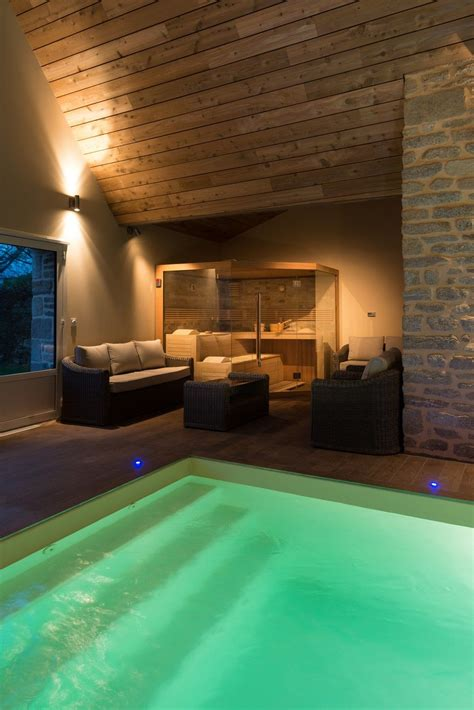hotel piscine dans la chambre chambre d 39 hote avec piscine en bretagne morbihan