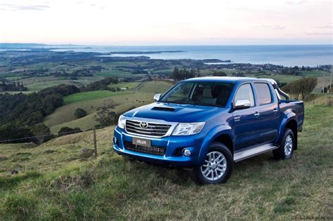 Toyota Nav1 Photo by 2012 Toyota Hilux Pricing Specifications Gallery