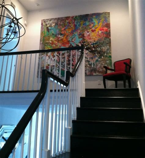 Large Abstract Wall Art  Six Different Ways