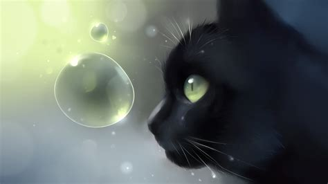 Anime Cat Wallpaper - anime cat wallpaper 63 images