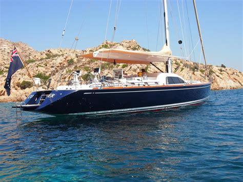 Sailboat Swim Platform by Sailing Yacht Constanter Swim Platform Luxury Yacht