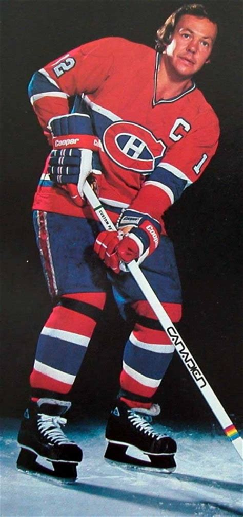 yvan cournoyer montreal canadiens game worn jersey
