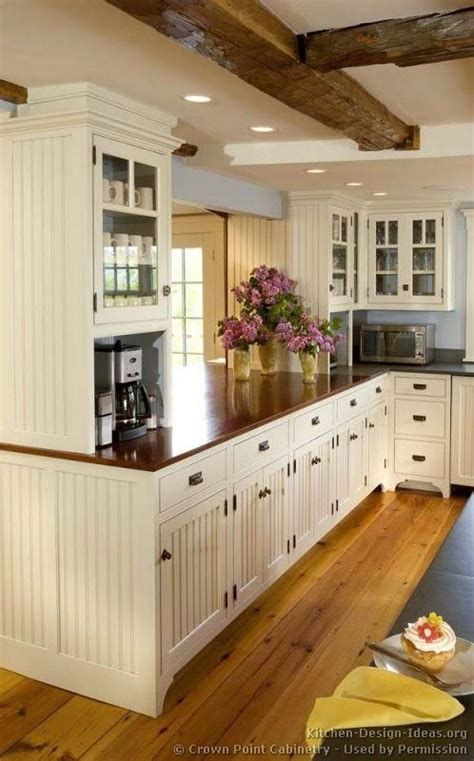 timeless cottage kitchen designs