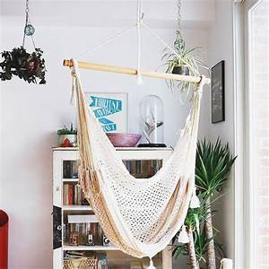 How to Hang a Hammock Chair Indoors or Outdoors? - TopHamMocks