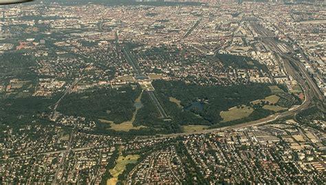 englischer garten münchen luftaufnahme luftbilder 2014 flug rom m 252 nchen bild 1404509