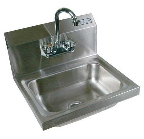 Catskill Kitchen Islands - stainless steel commercial hand sink john boos