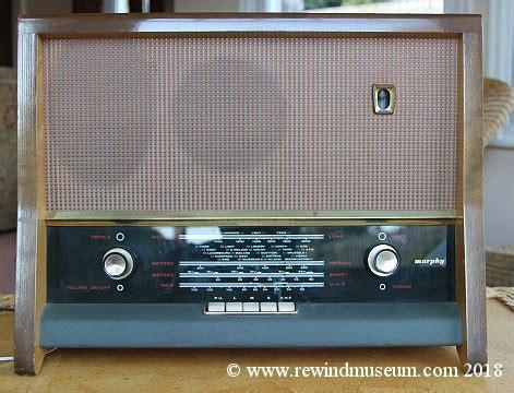 museum  vintage radios bush dac  valve radio kb fb