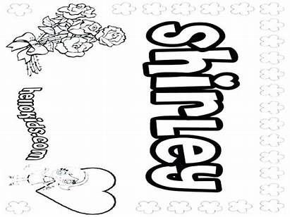Coloring Pages Names Letters Bubble Graffiti Words