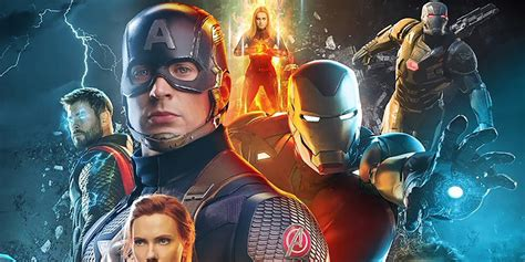 limited edition avengers endgame poster  bosslogic unveiled
