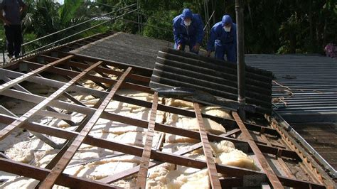 asbestos roof removal asbestos roof replacement