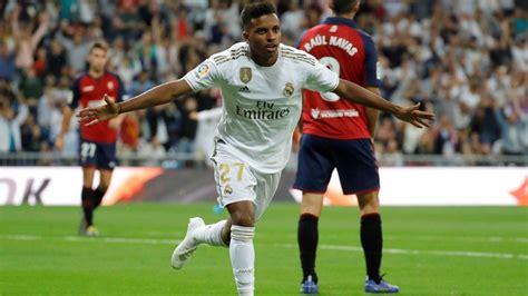 Real Madrid vs. Osasuna - Resumen de Juego - 25 septiembre ...