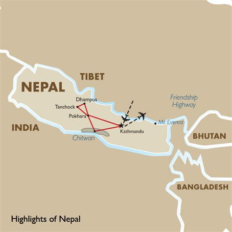 Highlights Of Nepal  Nepal Tours  Goway Travel