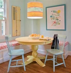 un interieur salle a manger avec des couleurs qui en jettent With salle a manger orange