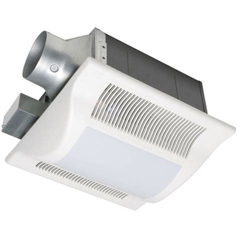 bathroom fans whisper fit lite low profile ceiling