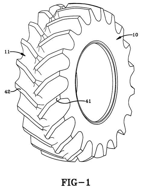 Patent EP0691220B1 - A pneumatic tire for use on
