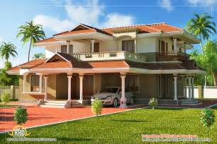 2 story house beautiful kerala style 2 story house 2328 sq ft home