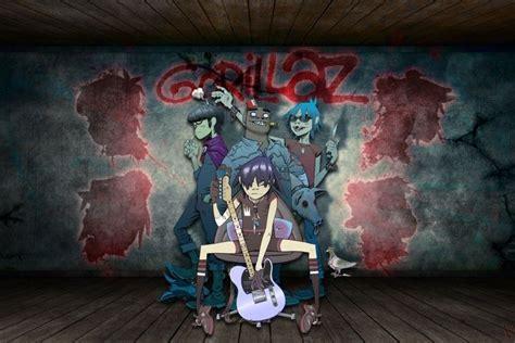 gorillaz desktop wallpaper wallpapertag