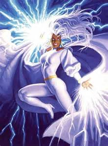 Storm Marvel Character