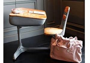 Bureau écolier Vintage : bureaux vintage chiara stella home ~ Nature-et-papiers.com Idées de Décoration